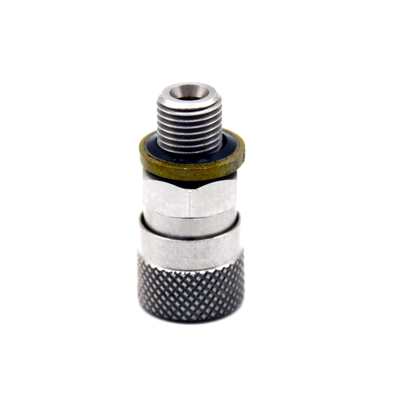 Quick Connector PCP Paintball Hose Connection Stainless Steel 1/8 INCH BSPP/NPT