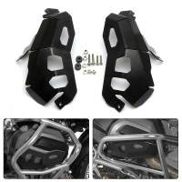 For BMW R1200GS Cylinder Head Guards Protector Cover For BMW R 1200 GS Adventure 2013 2014