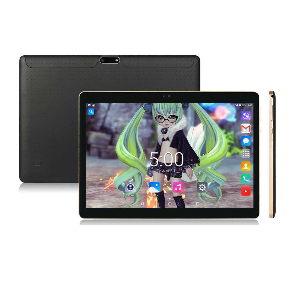 2018 new gps android 7.0 tablet pc hd hot viedo free download 3g tablet 10.1 inch octa core tablet with 3g phone call and wifi