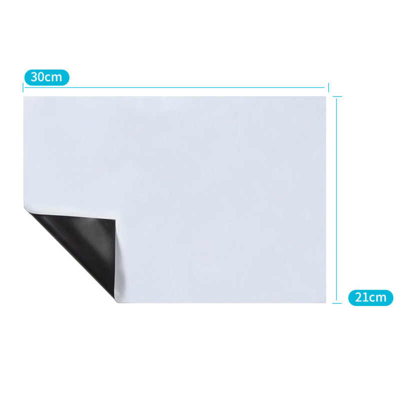 The Best A3 A4 Magnetic Whiteboard Reminder Fridge Family Message Board Office Memo Refrigerator