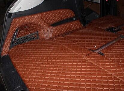 Yaxşı ayaqaltılar! Audi Q7 7 oturacaq üçün 2018-2015 suya - Avtomobil daxili aksesuarları - Fotoqrafiya 3