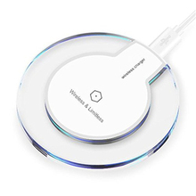 Wireless Charger Universal Qi Wireless Charger Charging Pad USB for Samsung Galaxy S6 S7 Edge S8 Plus Yotaphone 2