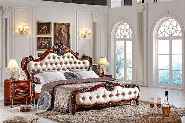 Moda juego de dormitorio / italiano muebles de dormitorio set ...