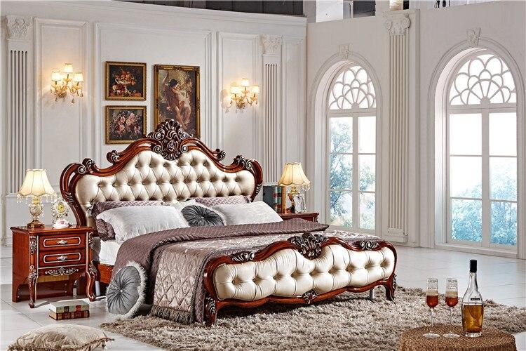 US $980.0 |Mode schlafzimmer set/italienischen schlafzimmer möbel  set/klassische holzmöbel designs-in Betten aus Möbel bei Aliexpress.com |  Alibaba ...