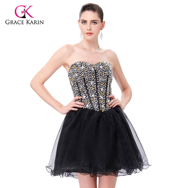 Short Party Gowns