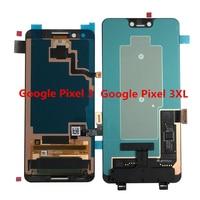 Original Amoled Axisinternational 6.3For HTC Google Pixel 3 XL LCD Screen Display+Touch Panel Digitizer 5.5 For Google Pixel 3