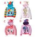 4 estilo!!! 2016 Novo bebê menina moda jaqueta casaco crianças jaqueta crianças jaquetas bebê outerwear crianças roupas