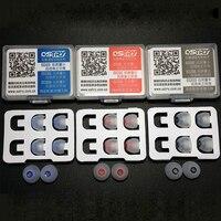 Ostry OS100/OS200/OS300 auriculares puntas de torneado para HiFi auriculares KC06 KC06A