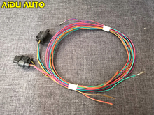 For VW Golf Passat Jetta CC Front/Rear Bumper Side AUTO Parking  PLA OPS PDC Electric Harness Cable Wire