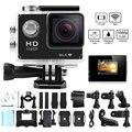 Goldfox 1080 p hd câmera de ação esporte câmera à prova d' água esporte mini dv camcorder 12mp câmera de vídeo capacete câmara de vídeo do carro