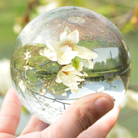 100mm Asian Quartz Clear Crystal Ball Sphere 100mm K9 First Grade AAA