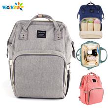 New Viciviya Baby Diaper Bag Fashion Mummy Maternity Nappy Bag Large Capacity Baby Bag Travel Backpack Designer Nursing Bag