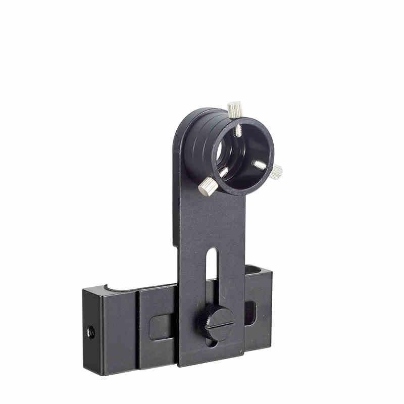 Universal Microscope Telescope Mobile Phone Interface Holder Mount Bracket Adapter for Smart Phones Photography Shoot free ship