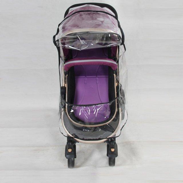 Couverture de Buggy pour enfants | Couverture de poussette blanche, protection des poussettes pour enfants en plein air, moustiquaire, filet anti-insectes, maille