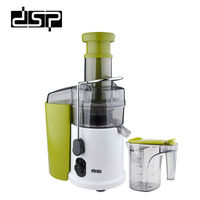 DSP Electric Juicer Machine 220V 240V 3.5L Stainless Steel Blade Easy To Use Juicer Green