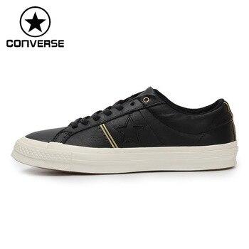 Original New Arrival  Converse LIFESTYLE Unisex  Skateboarding Shoes Canvas Sneakers