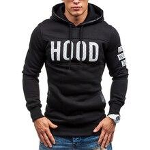 2016 neue Ankunft Hochwertige Marke Design Sport Männer Sweatshirt Männliche Mit Kapuze Hoodies Gedruckt Pullover Hoody kostenloser versand