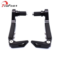 Fit For DUCATI 899 959 1199 1299 Panigale Panigale S/ Tricolor handlebar grips guard brake clutch levers guard protector