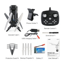JJR/C H65 Egg Mini 2.4G RC FPV Foldable Quadcopter Drone Aircraft with Altitude Hold G-Sensor One Key Take Off