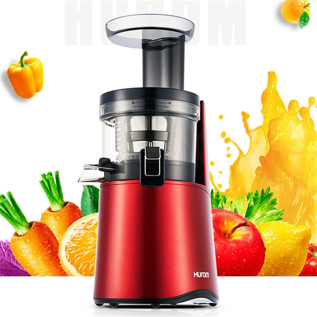 Aliexpress buy 2017 3rd generation hurom juicer hu 9026wn 2017 3rd generation hurom juicer hu 9026wn slow juicer make ice cream juicer ccuart Gallery