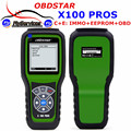 New Arrival OBDSTAR X-100 PROS C+E Model IMMOBILISER+EEPROM Adapter X 100 Auto Key Programmer X100 PRO Update Online