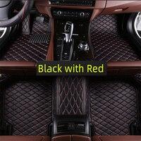 car floor mats for Chrysler Pacifica 2017 2018 2019 300c