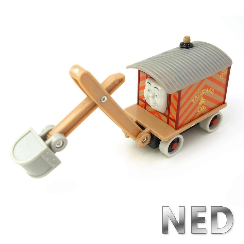 Diecasts Vehicles Thomas T095D NED Thomas And Friends Magnetic Tomas Truck Car Locomotive Engine Railway Train Toys for Boys