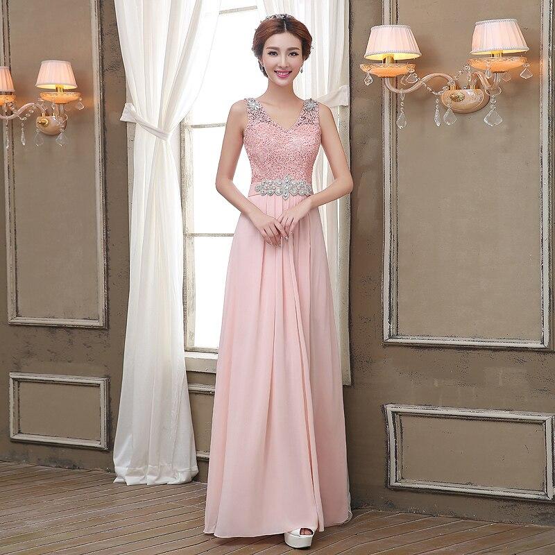 Long Bridesmaid Dresses Under 50