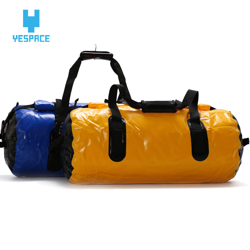 Yespace Clearance 60L large capacity gym bag waterproof pvc sports bag for  fitness bag men mochila bolsa de deporte para KQ0072 temena large capacity outdoor sports bag for men new brand pu tote duffel bag multifunction travel sports gym fitness bag ac12