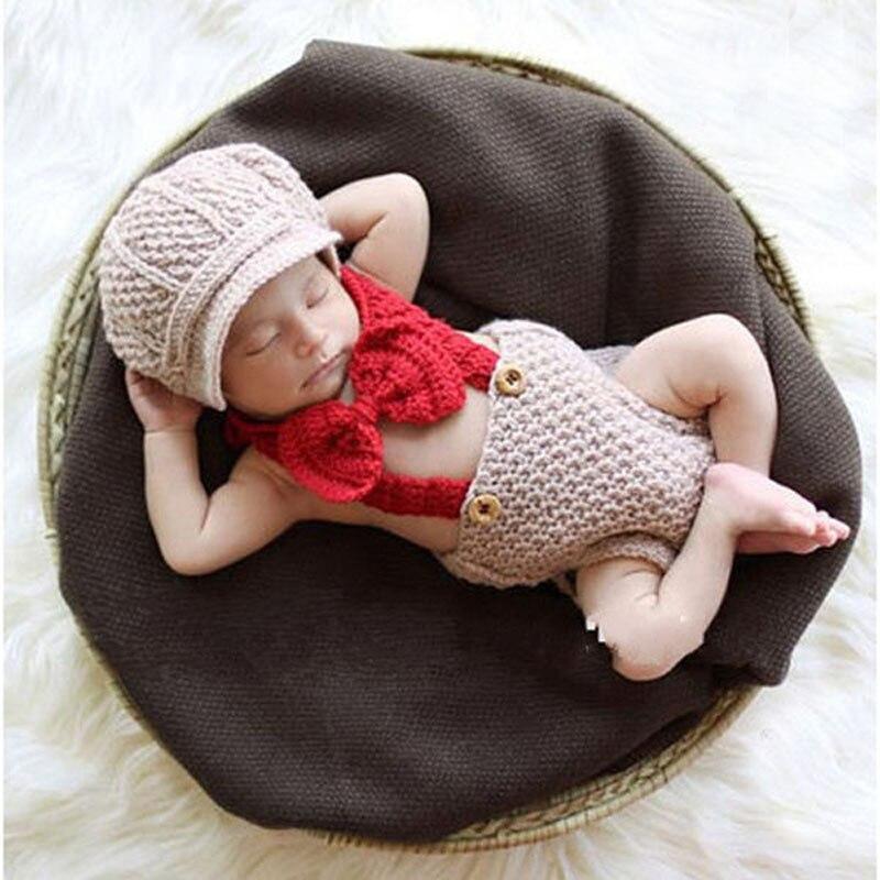 Pilot Neugeborenen Baby Baskenmütze Hut und shorts set Windel Abdeckung Set für Photopraphy Requisiten Kinder Kostüm 1 Set