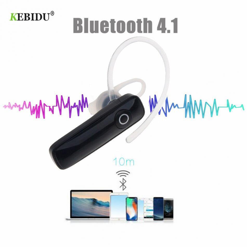 Kebidu Auriculares Estereo Inalambricos Por Bluetooth Mini V4 1 Manos Libres Universales M165 Para Todos Los Telefonos Iphone Headset Bluetooth Bluetooth Handfreewireless Bluetooth Aliexpress