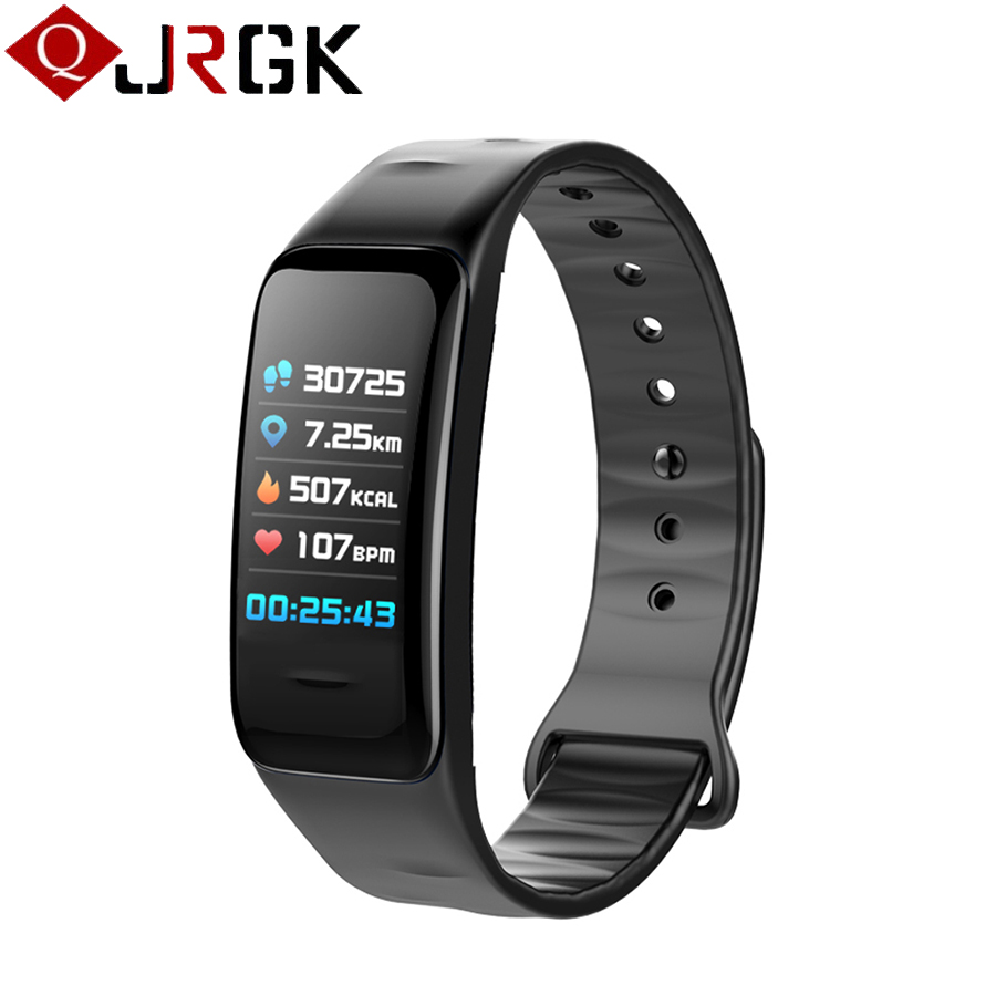 JRGK smart wristband bracelet fitness bracelet tracker For IOS Android PC smart band watches blood pressure pulsometer