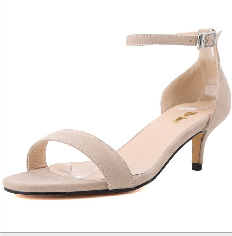 Compare Prices on Kitten Heel Open Toe- Online Shopping/Buy Low ...