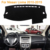 2016 Car Styling Sombra Protectora Dashboard Mat Cojín Pad Photophobism Alfombra Interior Para Nissan Livina 2010-2015