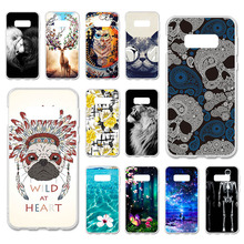 TAOYUNXI Soft Cases For Samsung Galaxy S10 Lite Case Silicone Covers Youth G9700 G970F Painted Bags 5.8 inch Skins Housings