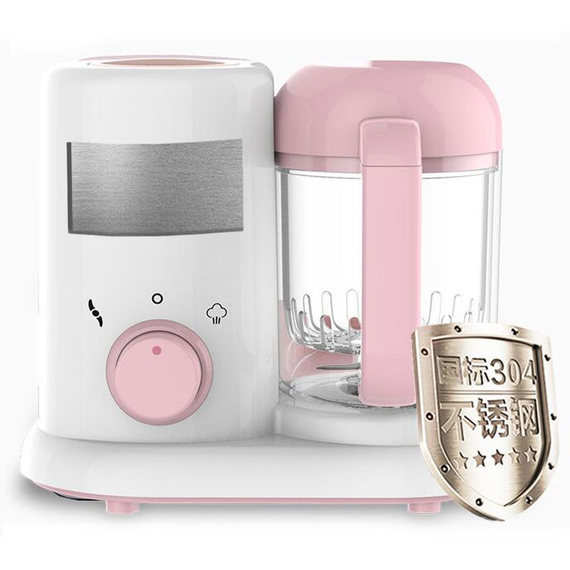 Cooking stirring Food feeding machine cooking and stirring a multi function baby food processor grinder grinding