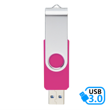 J-boxing 32GB USB 3.0 Flash Drive Swivel Memory Stick Metal Thumb Pen 16GB 64GB for Computer Mac Tablet