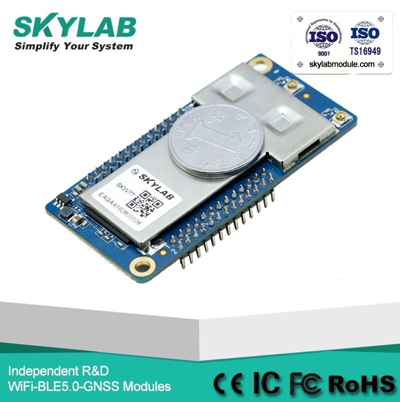 Horký! Skylab Skw77 Mt7620A 300Mbps + 27Dbm výstupní výkon High Power Access Point / Router Long Distance 1Km Wifi modul