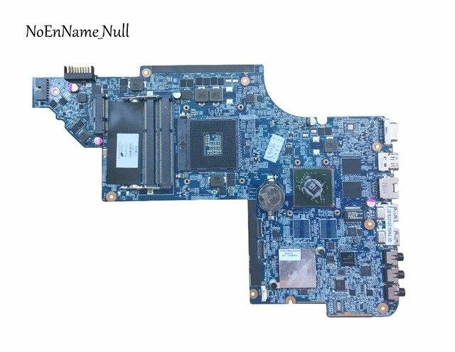 Miễn phí vận chuyển Ban Đầu máy tính xách tay bo mạch chủ 659150-001 cho HP Pavilion DV6-6000 DV6 bo mạch chủ DDR3 HD6470M 1G thử nghiệm OK