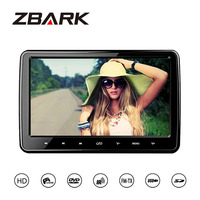 Monitors 10.1 inch HD Screen Universal Car Headrest DVD Player with HDMI Port USB SD FM