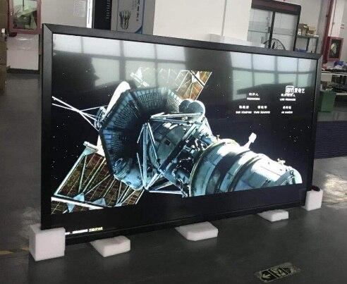 98 pouces 100 pouces écran tactile kiosque lcd led hd 1080 p tactile interactif affichage numérique affichage de l'écran publicitaire