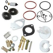Manyi Carburetor Repair Kit for Briggs Stratton 696136 796081 690727 698777 699813 Carburetor Repair Kit Multi-accessories new carburetor for briggs