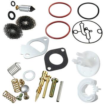 Manyi zestaw naprawczy gaźnika dla briggs stratton 696136 796081 690727 698777 699813 zestaw naprawczy gaźnika wielu akcesoria tanie i dobre opinie fuel Carburetor repair kit Other 0 01 China