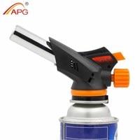 APG 2016 портативные газовый пистолет для барбекю и огневой пистолет с электричиским зажиганием