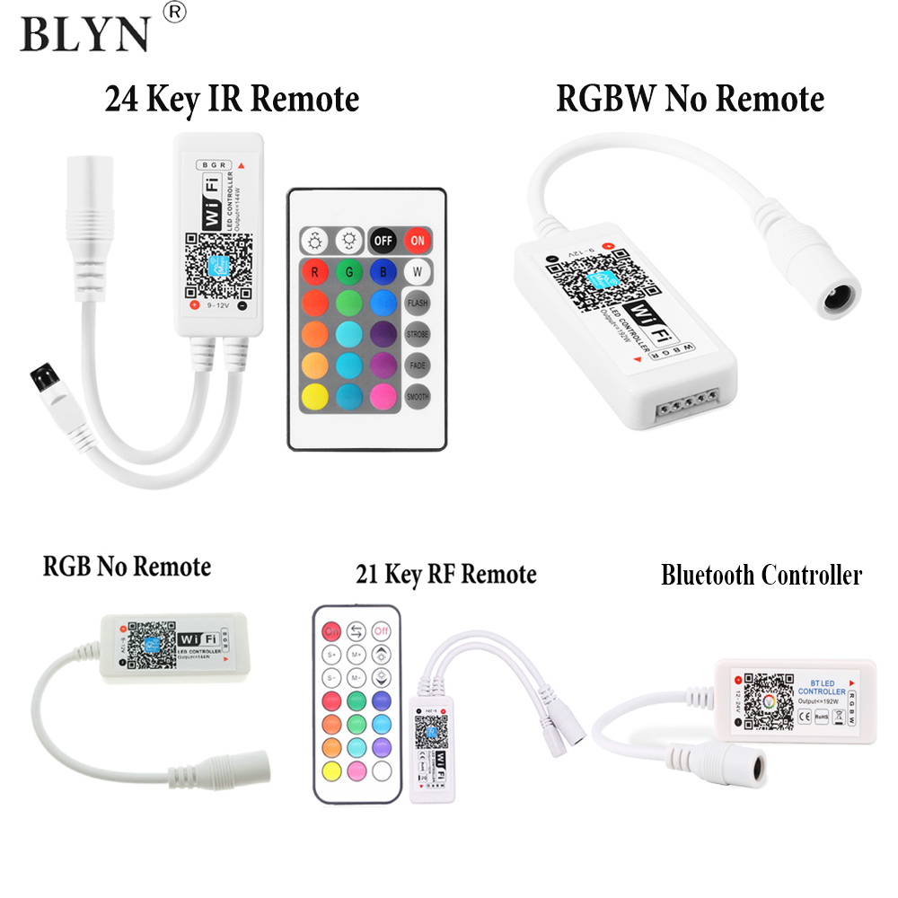 Magic Home Controller Smart Bluetooth 4 0 LED Strip WIFI Controller For LED Strip RGB RGBW