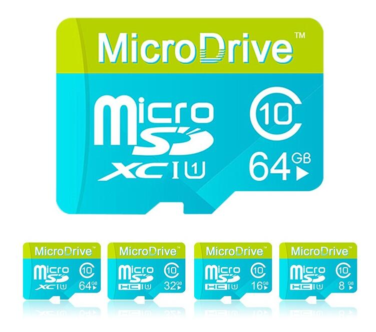 Microsd 64GB/128GB/256GB micro sd card 64gb 512gb Class 10 tarjeta de memoria memory card TF card SDXC free adapter mini SD card