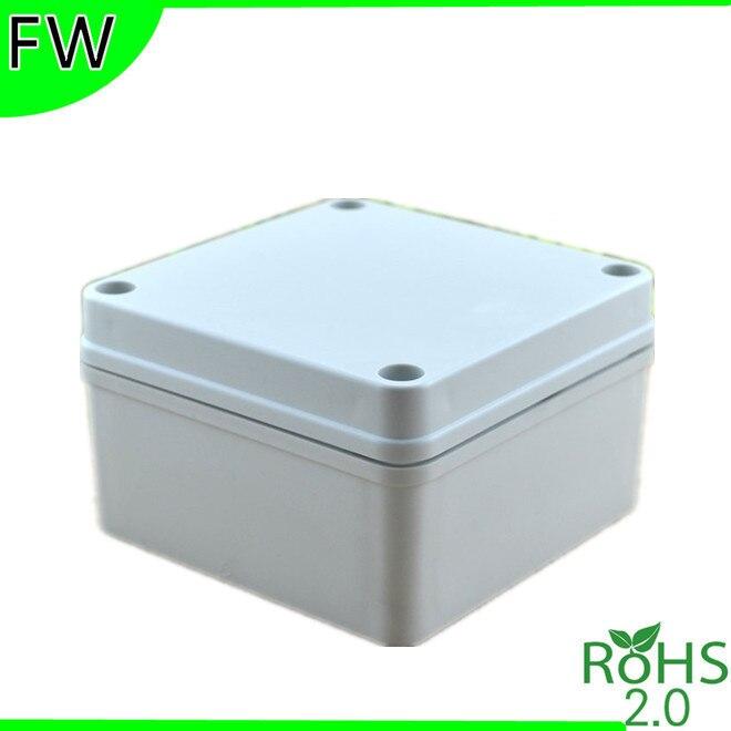 European plastic waterproof junction box surface mounted ... on