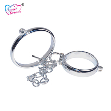 Sweet Dream Metal Chain Stainless Steel Handcuffs Slave BDSM Bondage Adult Sex Shop Sex Toys for Couples Sex Products LF-110