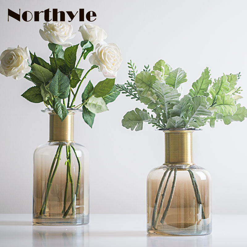 Online Shop Modern White Ceramic Vase Home Decorative China