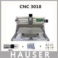 E11 CNC 3018 GRBL Control Diy Laser Engraving Machine ER11 Cnc 3 Axis Pcb Milling Machine